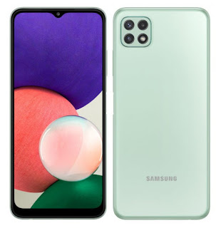 Samsung Galaxy A22 5G full specifications