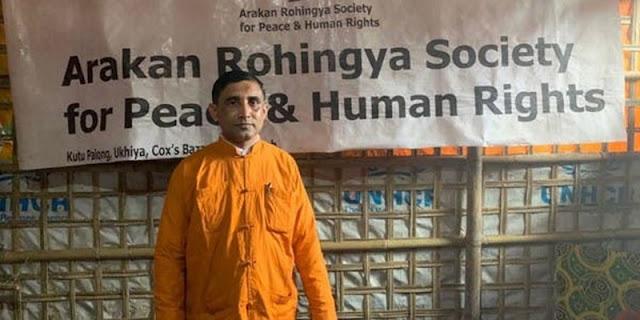 Pimpinan Muslim Rohingya Terkemuka Ditembak Mati Pria Misterius Usai Shalat Malam