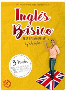 Portada de 'Inglés básico para hispanohablantes'