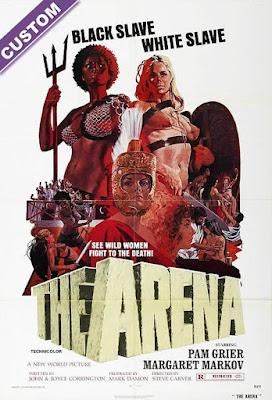 The Arena (Naked Warriors) 1974 Custom HD Sub