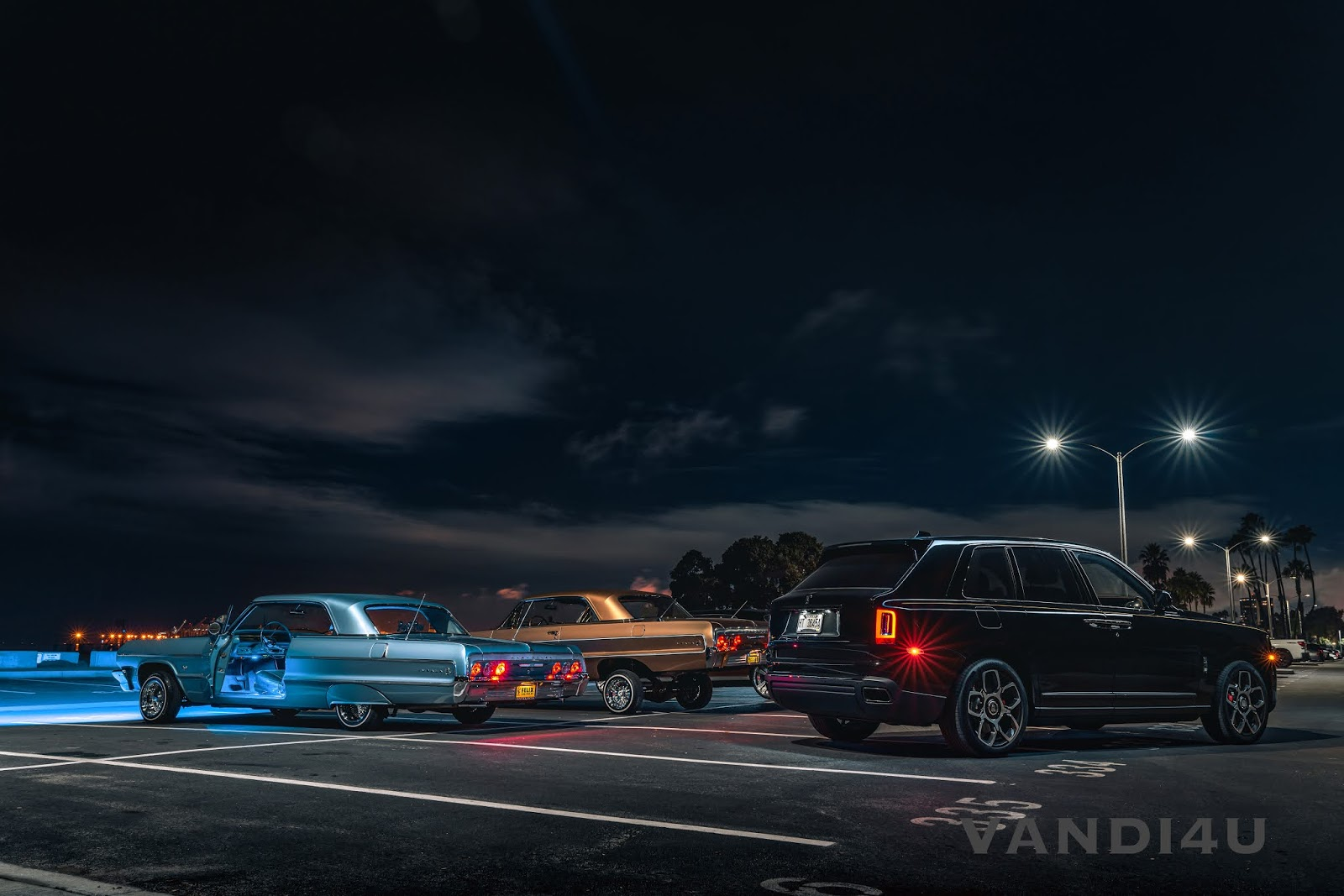 """Rolls Royce plans to conduct """"King of the Night"""" exhibition during March 2020   VANDI4U"""