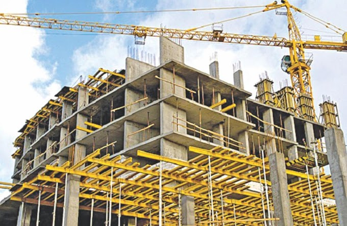 All About Construction Industry- Residential and Commercial Construction