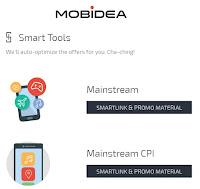 Mobidea, publicidad móvil en CPA y CPI
