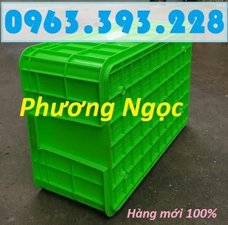 Thùng nhựa có nắp, thùng nhựa đặc HS017, sóng nhựa bít HS017 T%25C4%2590252