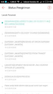 Apa Arti Departed From Transit Jakarta Surabaya
