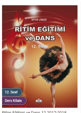 12. Sınıf Ritim Eğitimi ve Dans Meb Yayınları Ders Kitabı Cevapları