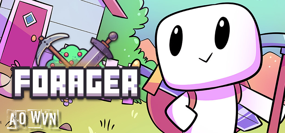 Forager 01 HD - [ HOT] Game : Forager | Pc - Trở thành… bất cứ gì bạn  muốn