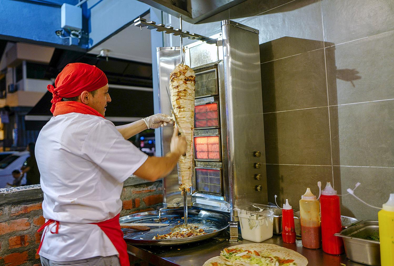 Shawarma King @ Telawi, Bangsar