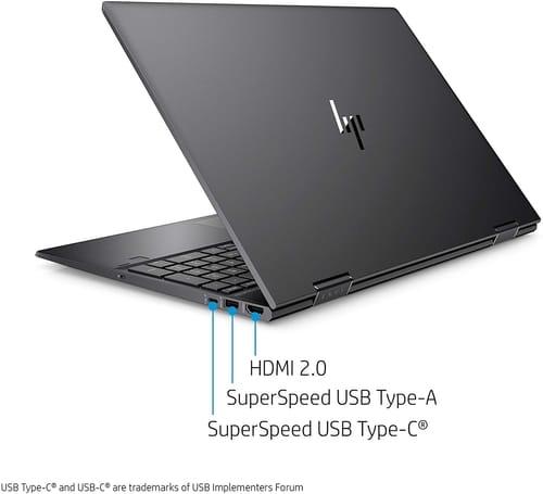 Review HP Envy x360 Convertible 15-ds1010nr FHD Laptop