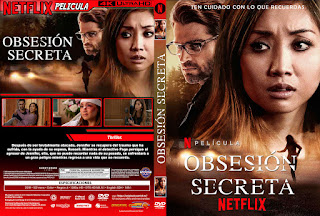 OBSESION SECRETA - SECRET OBSESSION - 2019 [COVER - DVD]