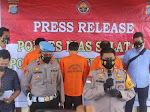 Memeras Kades & Kasek, Oknum LSM Di Nias Selatan Ditangkap Polisi.