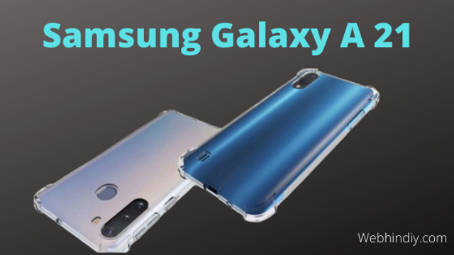 Samsung Galaxy A21 price in india full specifications