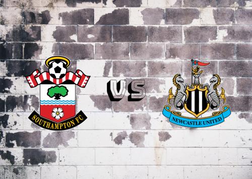 Southampton vs Newcastle United  Resumen
