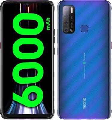 Tecno का नया Smartphone Tecno Spark Power 2 Air 6000 एमएएच की बैटरी के साथ हुई लॉन्च