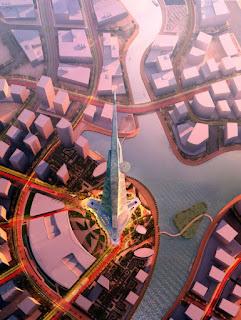 "Next tallest skyscraper In The World     ""Jeddah Tower"""