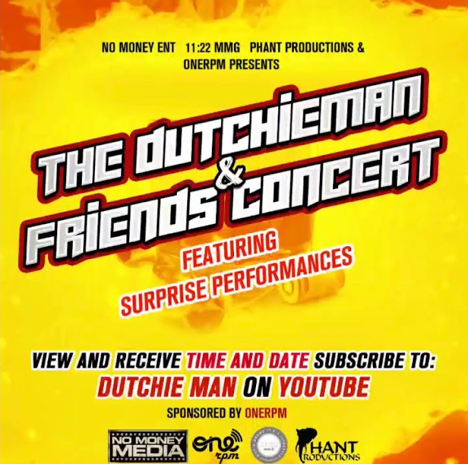 The Dutchieman and Friends Concert Recap at 1122 Studios