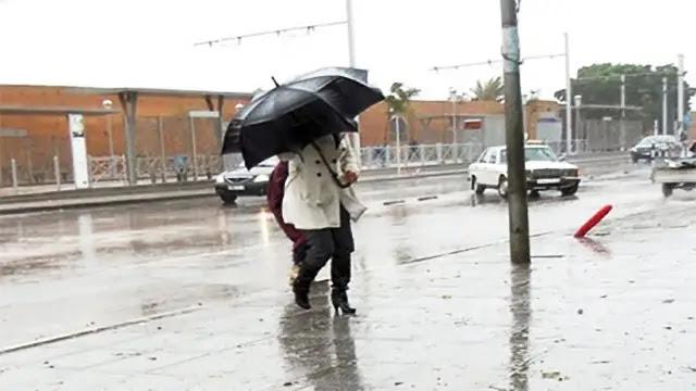 أمطار رعدية محليا قوية بعدد من أقاليم المملكة اليوم الثلاثاء