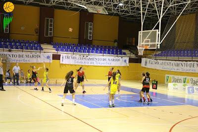 El CB Martos comienza fuerte en Primera Nacional Femenina mientras que el CAB Linares vence en el primer derbi ante el Jaén CB
