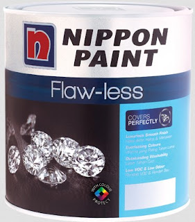 Harga Cat Tembok Nippon Paint Flawless
