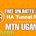 MTN Uganda Free Browsing Cheat with Ha Tunnel Plus VPN App - 2021