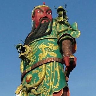 Patung Guan Yu Bukan Cerminan Bangsa Indonesia