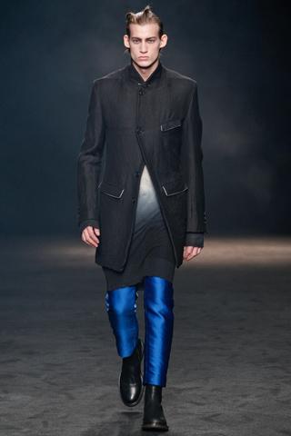 Hello, Tailor: Fall 2012 Menswear: Givenchy, John Galliano