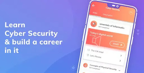 Cyber Security Learning App