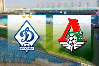 Динамо М – Локомотив М смотреть онлайн бесплатно 18 августа 2019 прямая трансляция в 19:00 МСК.