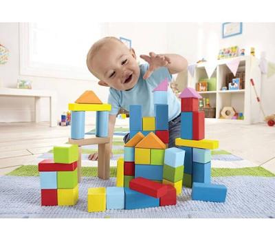 ξυλινα παιχνιδια τουβλακια για μωρα