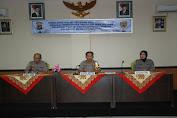 SDM Polresta Bandar Lampung Gelar Pemilihan Polisi Teladan