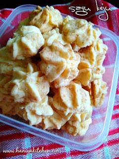Resep Kue Sagu Keju Renyah dan Lumer di Mulut
