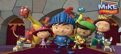 Fas De Desenhos Discovery Kids Estreia A Serie Infantil Mike O