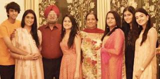 Actress Rukshar Dhillon Family Husband Parents children's Marriage Photos