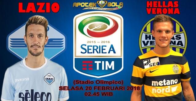 Prediksi Lazio vs Verona 20 Februari 2018