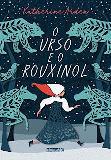 O Urso e o Rouxinol (capa)