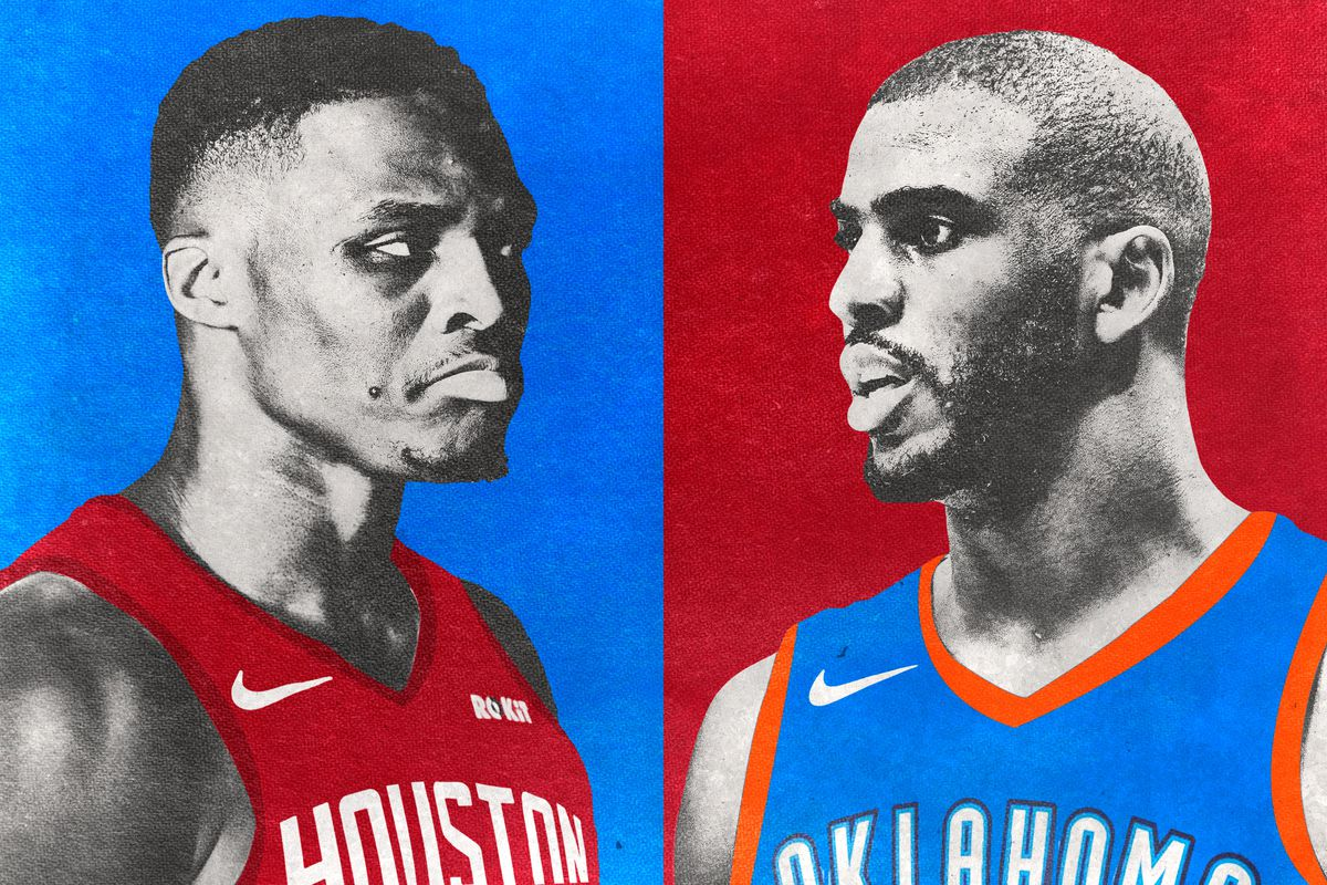 Trade Rumors: Russell Westbrook and Chris Paul could be on ...