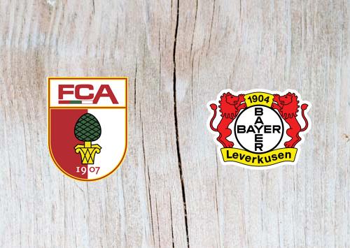 Augsburg vs Bayer Leverkusen - Highlights 26 April 2019