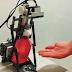 SESI de Santa Rita colabora contra a covid-19 com um robô de design inovador