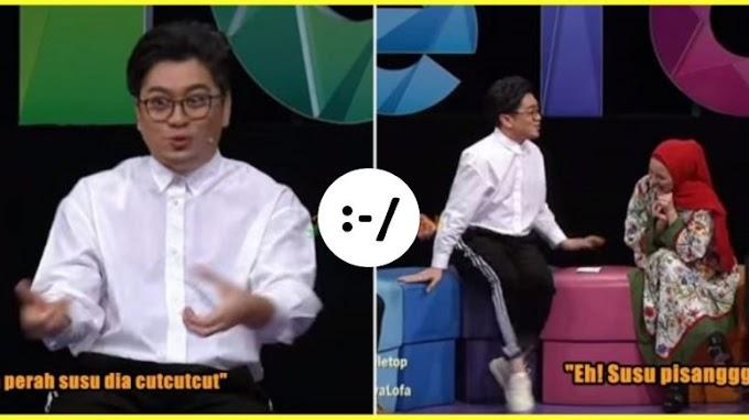 """""""Dia perah susu dia cut cut cut"""" Dato Rizalman Tersasul Bahan Lofa Buat Netizen Berdekah"""
