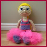 Bailarina crochet