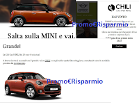 MINI Republic 3.0 : vinci gratis anche tu Gift Card CHILI, codici Privalia e quadri JCW GP