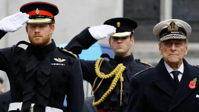 Friss: Hazatért Angliába Harry herceg, itt fog lakni Fülöp herceg temetéséig