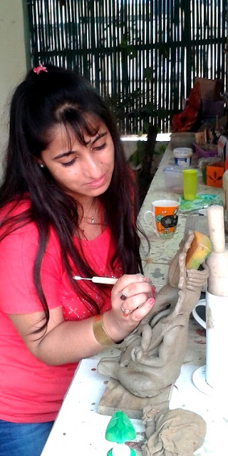 Sculpture Classes for Designing Students