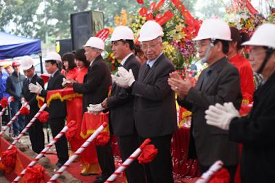 Đơn vị thi công dự án 4A Huỳnh Thúc Kháng
