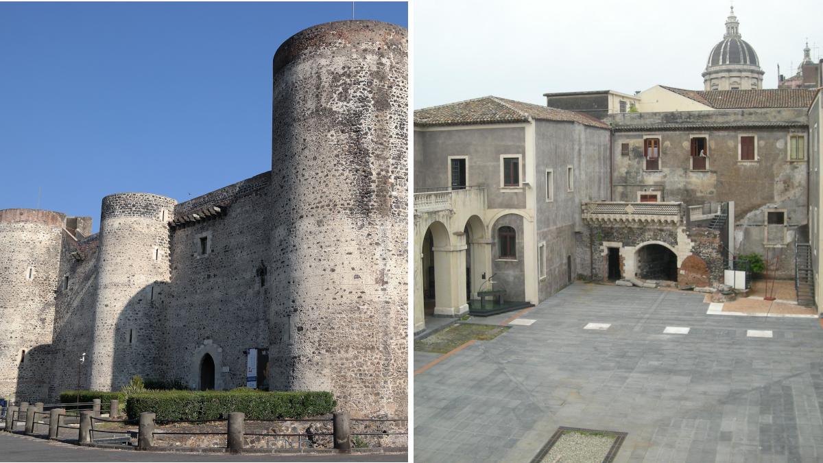 Riapertura musei siti culturali comunali Castello Ursino