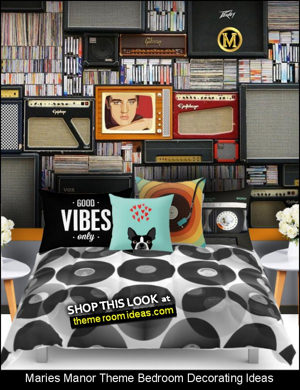 nusic bedroom decor  nusic bedroom decorating ideas music bedding music decorations