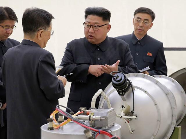 कोरिया परमाणु ताकत के पीछे पाकिस्तान का हाथ