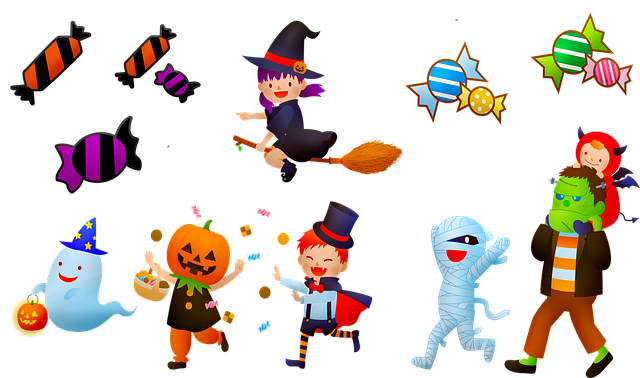 free halloween clipart printables downloads