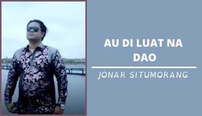 Chord Au Di Luat Na Dao dari C - Jonar Situmorang