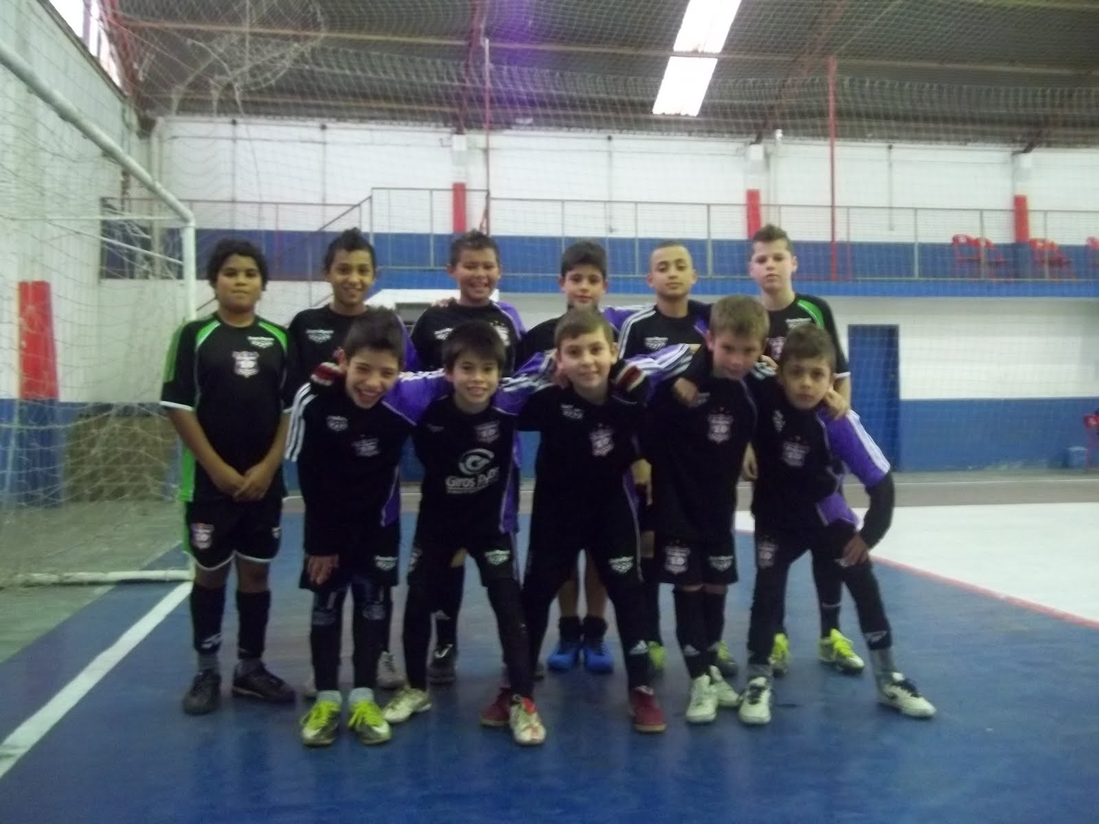 Escola de Futebol Craque 10  2ª FASE JOGOS ABERTOS DE PORTO ALEGRE 2011 08ba15e9810c8